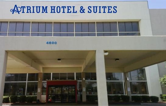 Außenansicht ATRIUM HOTEL AND SUITES DFW AIRPORT