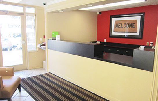 Hotelhal EXTENDED STAY AMERICA FACTORIA
