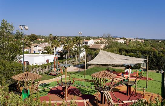Tuin Insotel Cala Mandía Resort & Spa - All Inclusive