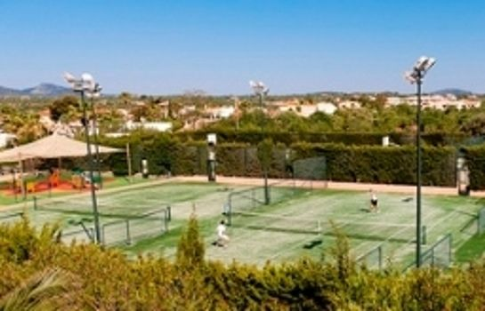 Campo de tennis Insotel Cala Mandía Resort & Spa - All Inclusive