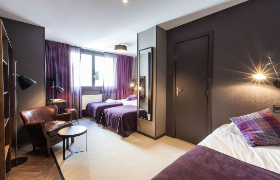 Triple room Pointe Isabelle