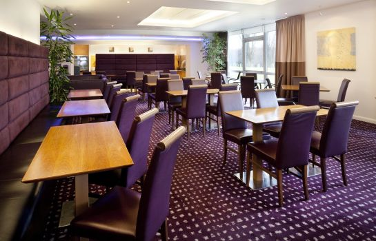 Restaurant Holiday Inn Express CAMBRIDGE