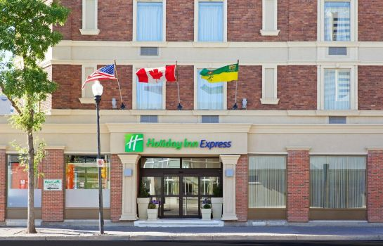 Vista exterior Holiday Inn Express & Suites REGINA DOWNTOWN