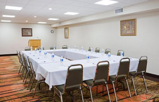 Sala de reuniones Holiday Inn Express & Suites REGINA DOWNTOWN