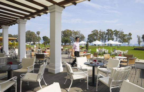 Terrasse TUI Family Life Kerkyra Golf - All Inclusive