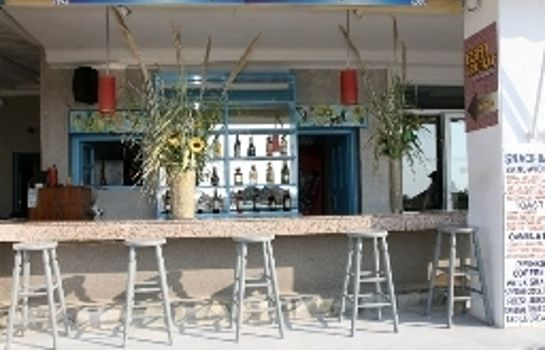 Hotel bar Mykonos Kosmoplaz Beach Resort Hotel