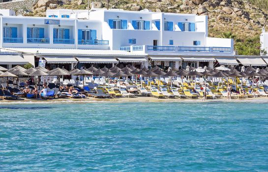 Beach Mykonos Kosmoplaz Beach Resort Hotel