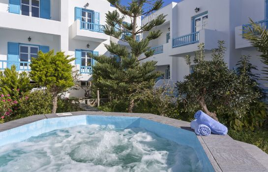 Information Mykonos Kosmoplaz Beach Resort Hotel