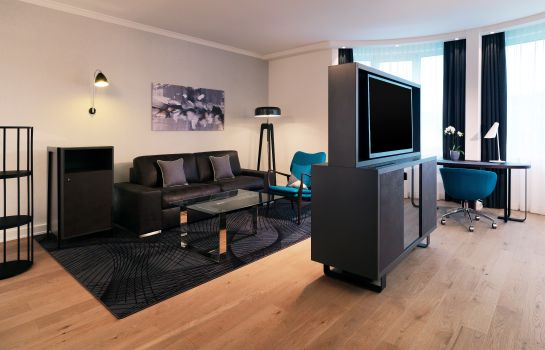 Junior-suite Le Meridien Stuttgart