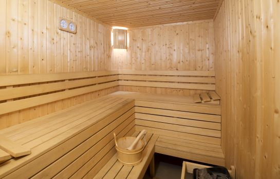 Sauna Best Western Plus Expo