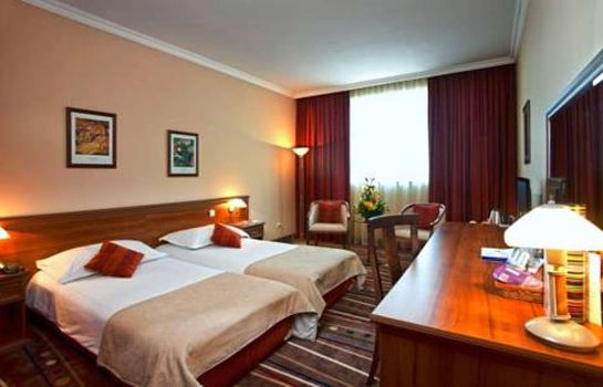 Zimmer Best Western Plus Expo