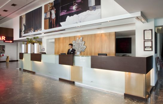 Hotelhalle Crowne Plaza LILLE - EURALILLE