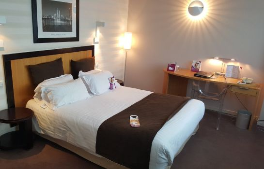 Zimmer Crowne Plaza LILLE - EURALILLE