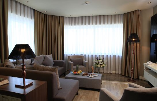 Junior suite Kolin Hotel