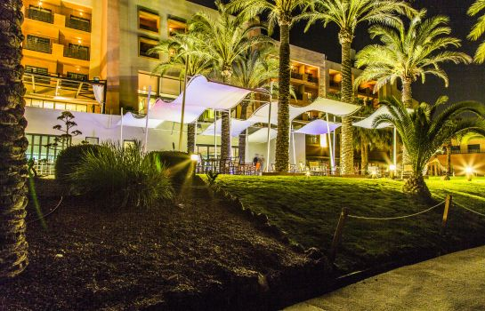 Tuin Valle del Este Golf Spa & Beach Hotel