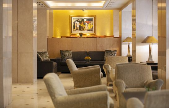 Hotelhalle Meliá Athens
