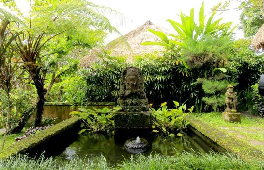 Tuin The Sungu Resort & Spa