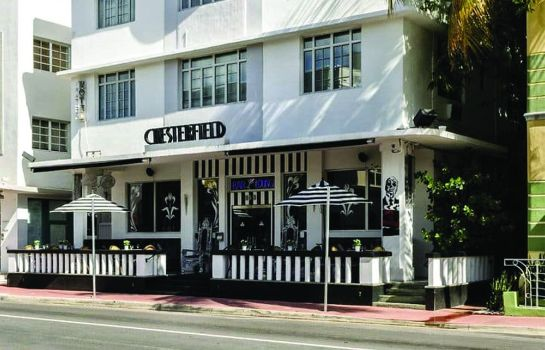 Buitenaanzicht a South Beach Group Hotel Chesterfield Hotel & Suites
