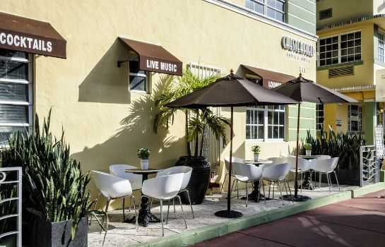 Restauracja a South Beach Group Hotel Chesterfield Hotel & Suites