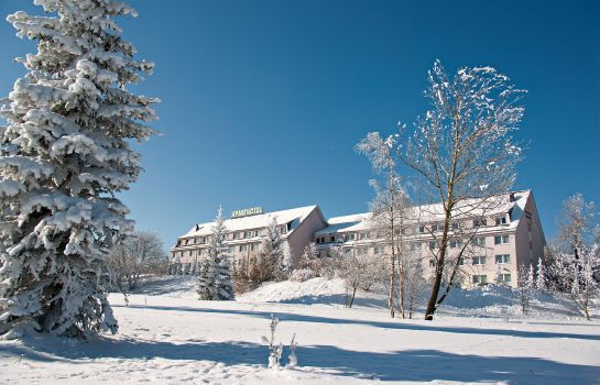 Exterior view Aparthotel Oberhof
