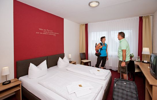 Double room (superior) Aparthotel Oberhof