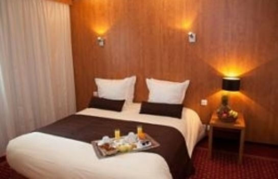 Camera standard Quality Suites Bordeaux Aeroport And Spa