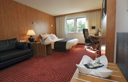 Camera doppia (Standard) Quality Suites Bordeaux Aeroport And Spa