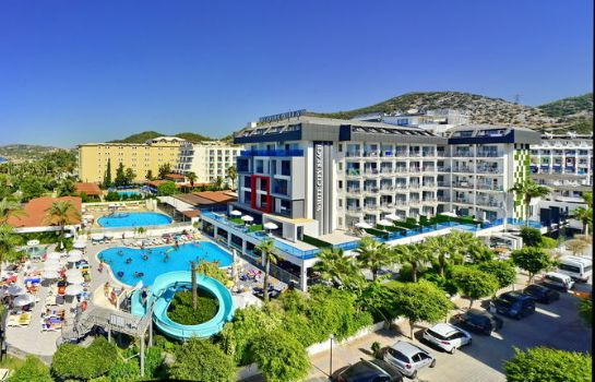 Außenansicht Smartline White City Beach - All Inclusive
