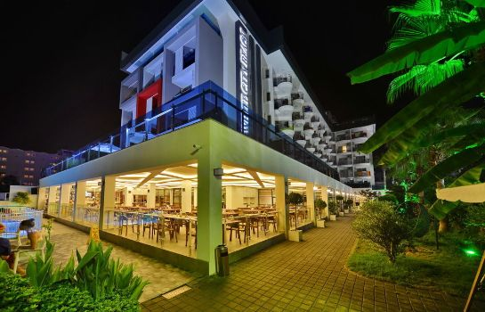 Terrasse Smartline White City Beach - All Inclusive