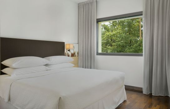 Suite Junior Four Points by Sheraton Ljubljana Mons