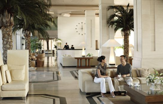 Hotelhalle Las Arenas Balneario Resort - Leading Hotels of the World
