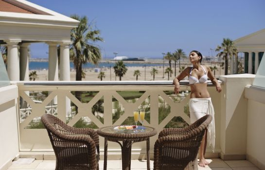 Zimmer Las Arenas Balneario Resort - Leading Hotels of the World