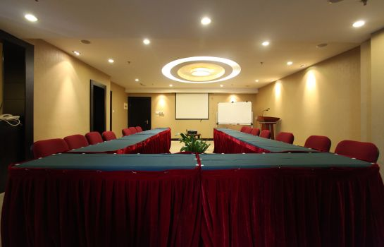 Conference room Embassy Suite Hotel Shanghai