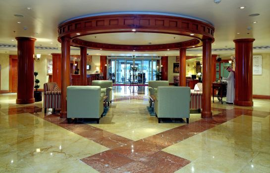 Hotelhalle Holiday Inn AL KHOBAR
