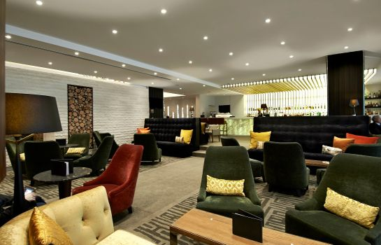 Bar hotelowy InterContinental Hotels WELLINGTON