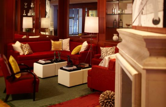 Lobby Renaissance Columbus Downtown Hotel