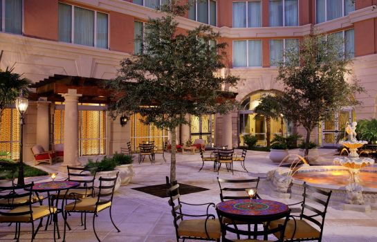 Exterior view Renaissance Tampa International Plaza Hotel