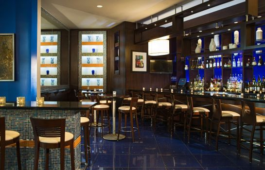Hotel bar Renaissance Tampa International Plaza Hotel