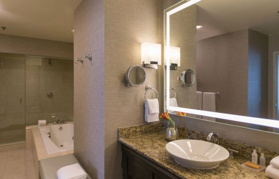 Suite Renaissance Tampa International Plaza Hotel