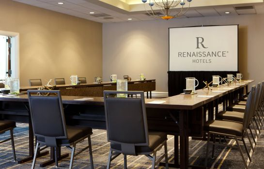 Conference room Renaissance Tampa International Plaza Hotel