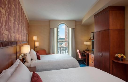 Suite Courtyard Boston Copley Square