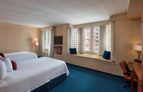 Habitación Courtyard Boston Copley Square