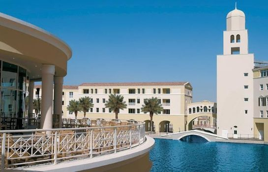 Exterior view Marriott Executive Apartments Dubai Green Community