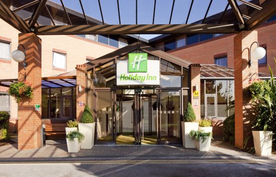 Außenansicht Holiday Inn LEAMINGTON SPA - WARWICK
