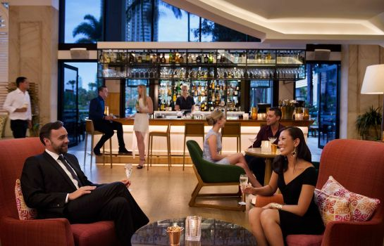 Hotel bar Surfers Paradise Marriott Resort & Spa