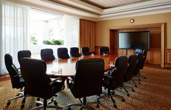 Conference room Surfers Paradise Marriott Resort & Spa