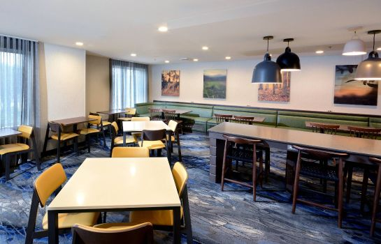 Hotelhalle Fairfield Inn Greensboro Airport
