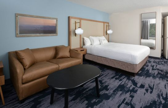 Zimmer Fairfield Inn Greensboro Airport