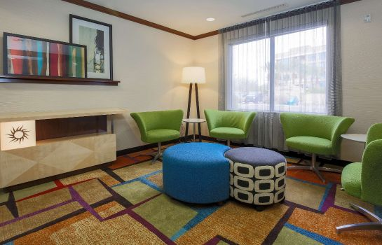 Hotelhalle Fairfield Inn & Suites Las Vegas South
