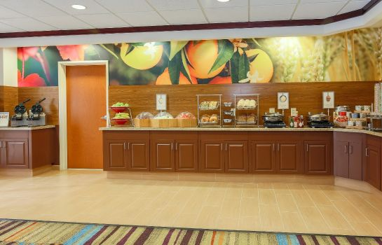 Restaurant Fairfield Inn & Suites Las Vegas South